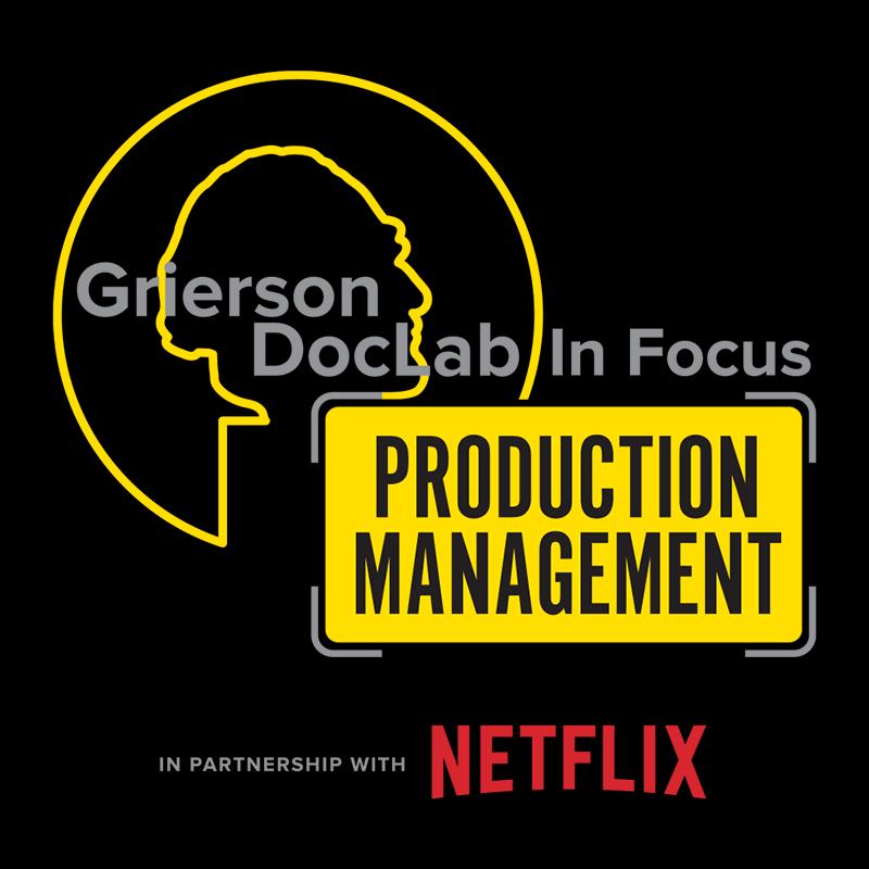 Grierson DocLab in Focus - Production Management